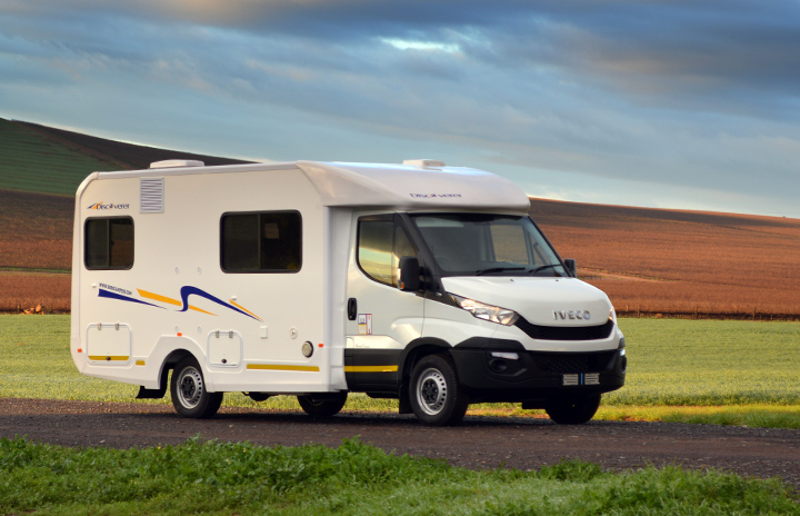 Motorhome and 4x4 Camper Hire