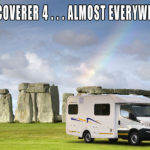 Discoverer range of motorhomes - found almost everywhere... sort of.