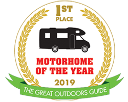 Motorhome of the Year 2019 - The Discoverer 4