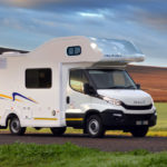 Discoverer 6. Campervan rentals South Africa & Namibia