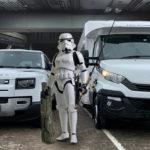 Stormtrooper garage